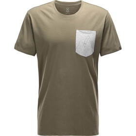 Haglöfs Mirth T-shirt Heren, sage green